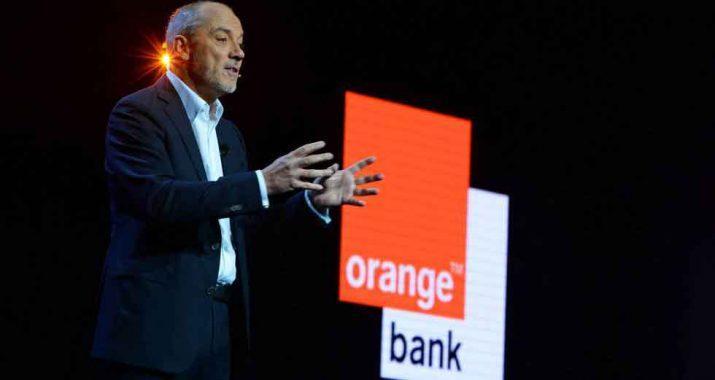 Orange banco