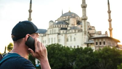 Roaming y tarifas recomendadas para viajar a Turquía, destino de moda para españoles
