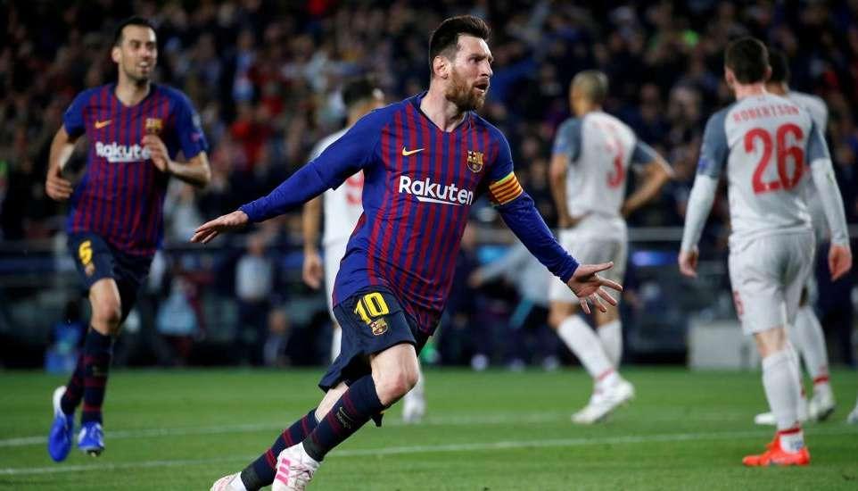 Liverpool – FC Barcelona