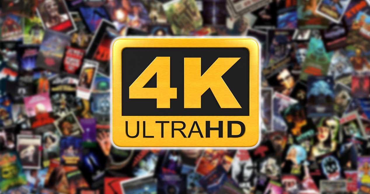 ver películas en 4k