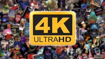 Dónde ver películas en 4K