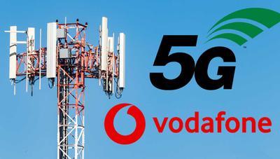 Vodafone lanzará 5G en España este verano con 10 veces más velocidad