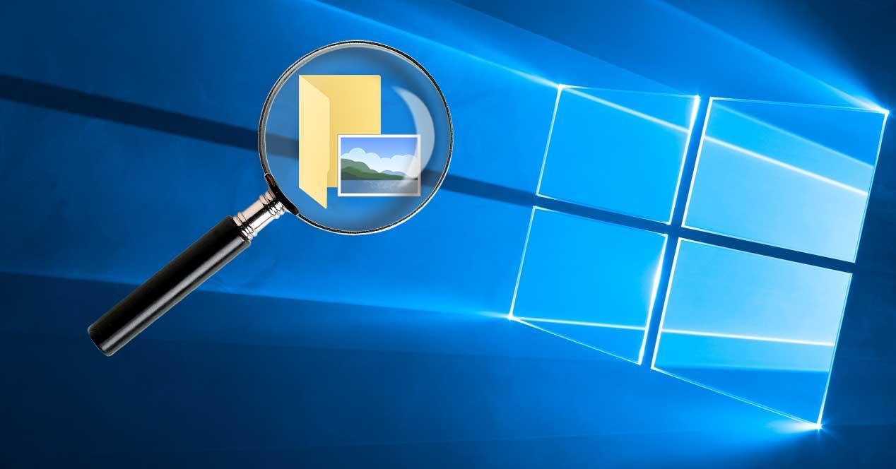 windows 10 busqueda archivos explorador
