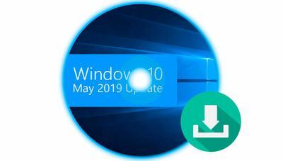 Ya puedes descargar la ISO de Windows 10 May 2019 Update para instalar desde un USB