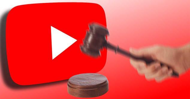 youtube condena