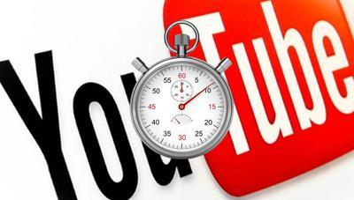 Cómo compartir un vídeo de YouTube en un minuto y segundo exacto