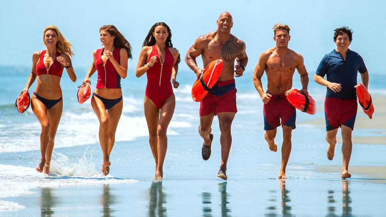 Mejores películas y series de verano - Baywatch Los vigilantes de la playa
