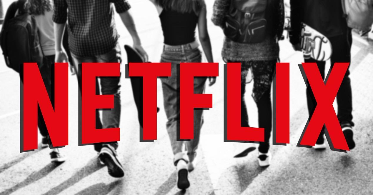 Las Mejores Series Adolescentes En Netflix