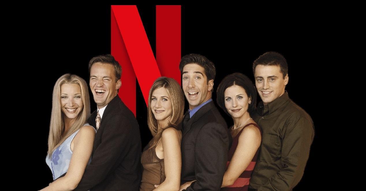 Ver noticia 'Ver Las mejores series de comedia en Netflix si quieres no parar de reír'