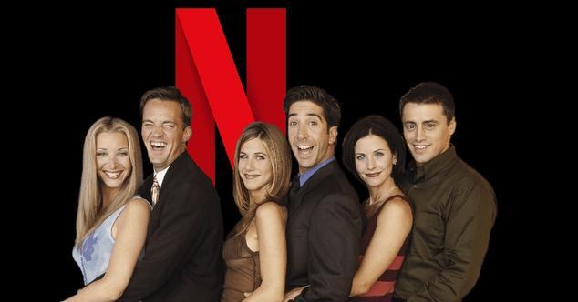 Ver noticia 'Las mejores series de comedia en Netflix si quieres no parar de reír'