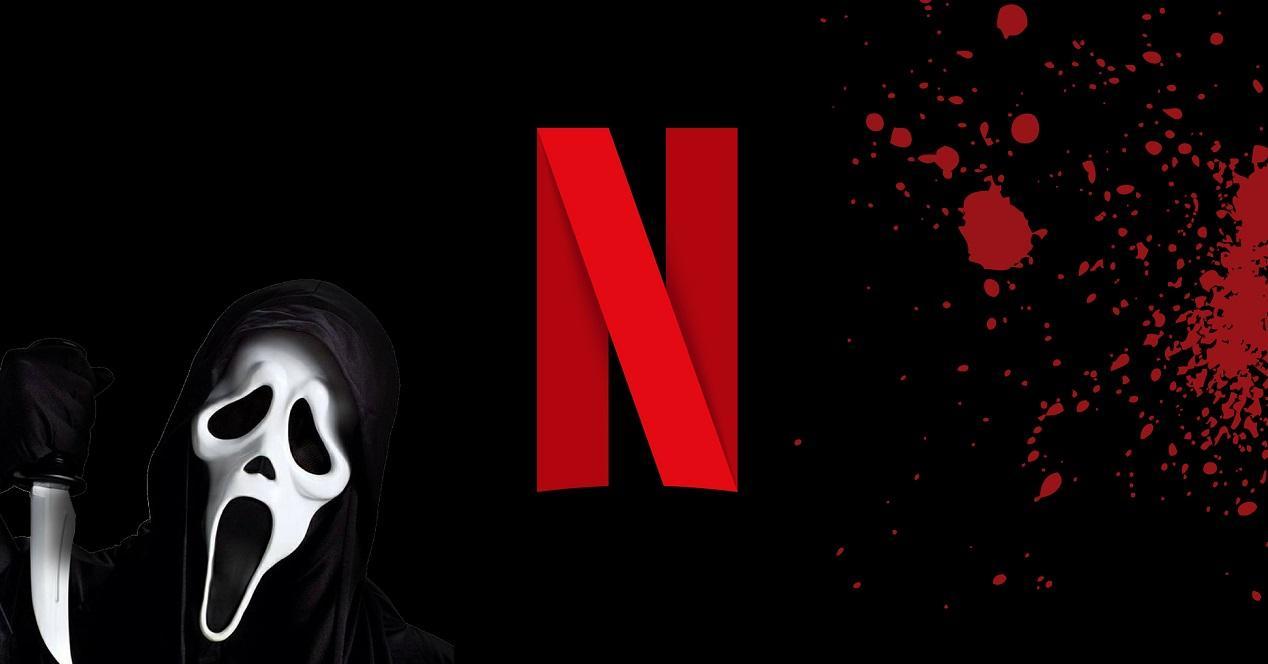 Mejores series de terror en Netflix