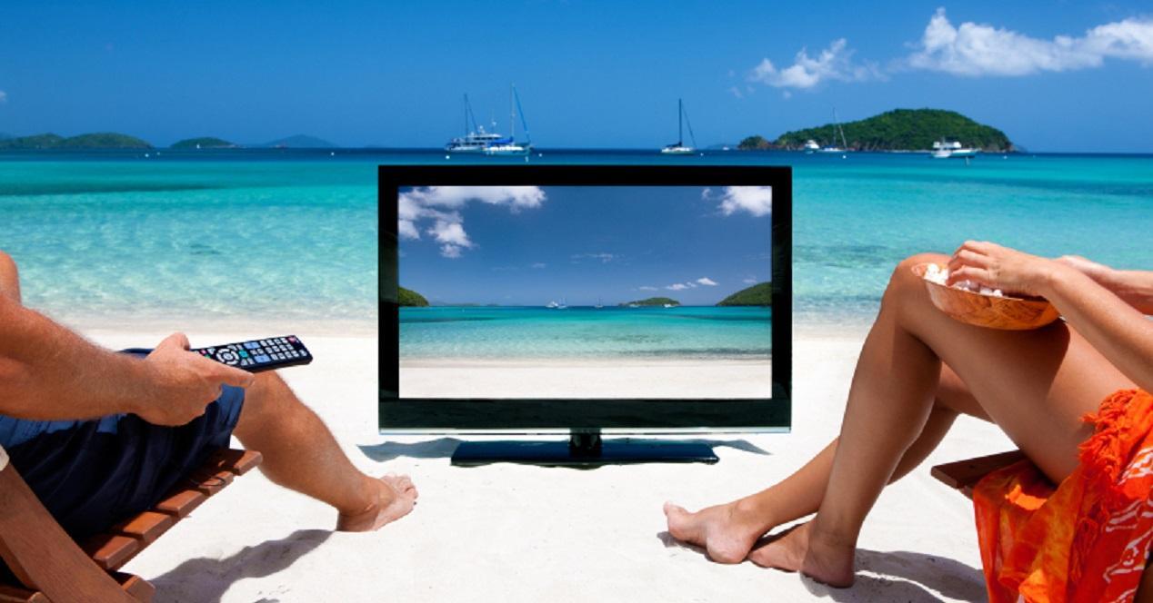 Series que empezar y acabar en vacaciones