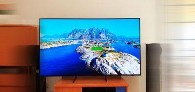 Samsung QLED 8K Q900R pantalla