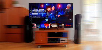 Samsung QLED 8K Q900R Netflix