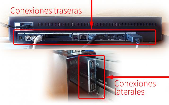 Samsung-QLED-8K-Q900R conexiones