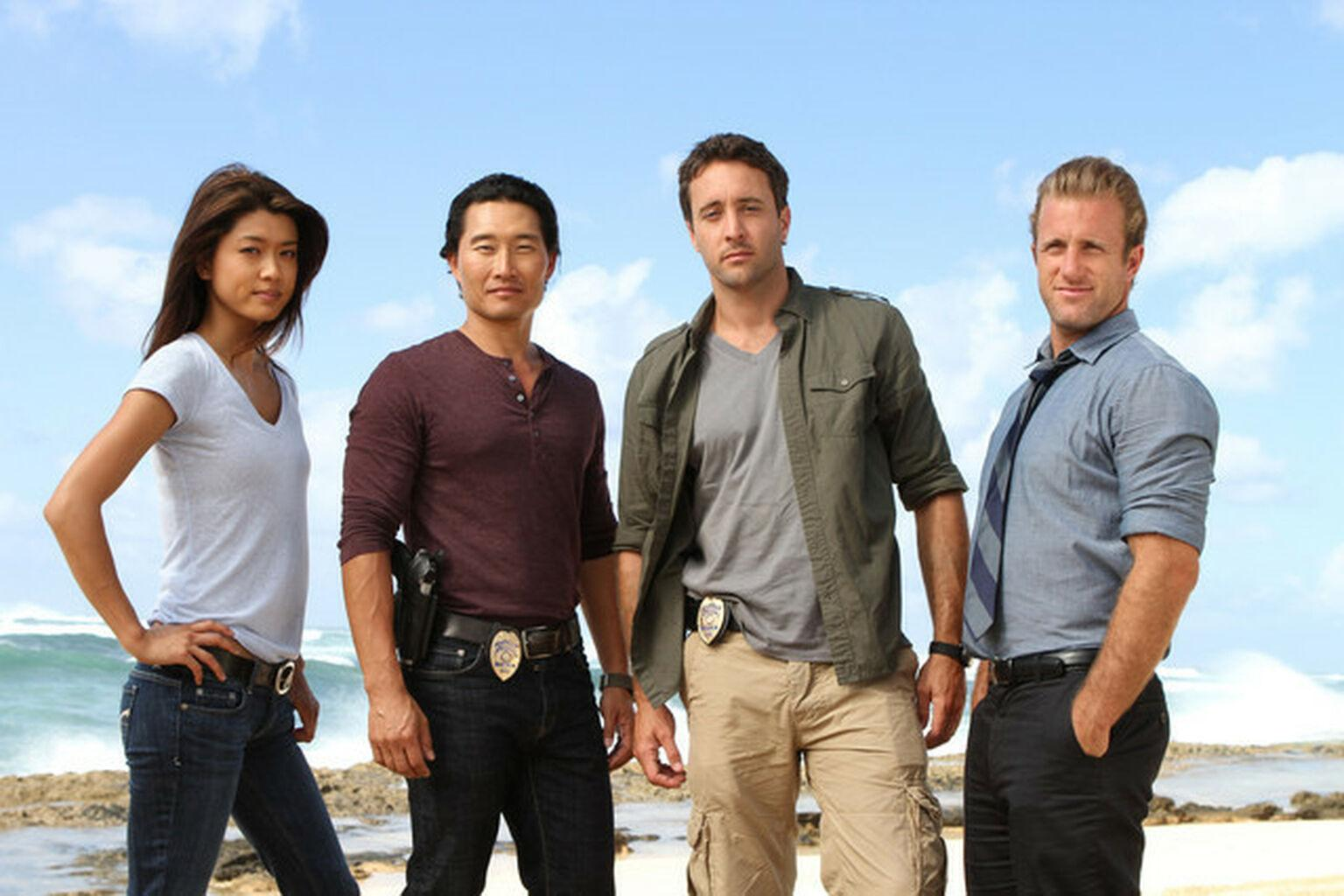 Series de verano - Hawaii 5.0