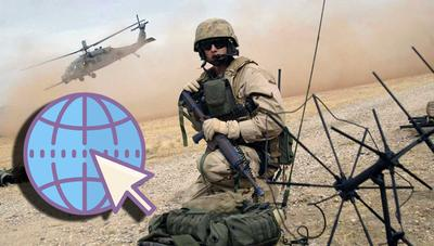 Alemania y Holanda crean el primer Internet militar formado por dos países