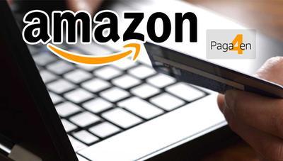 Ya puedes financiar las compras de Amazon: paga a plazos en 4 meses