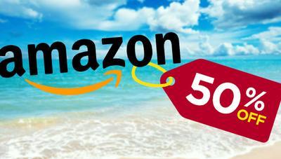 Ofertas de verano de Amazon: descuentos de hasta el 50% en tecnología