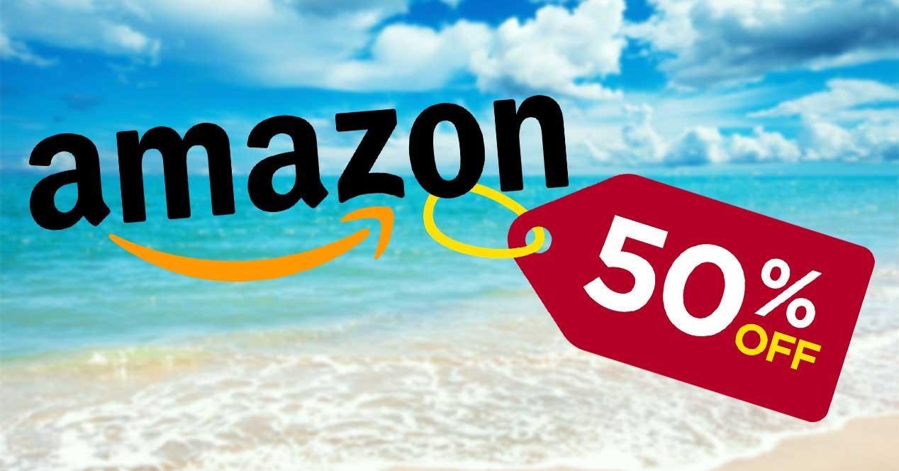 Ver noticia 'Noticia 'Ofertas de verano de Amazon: descuentos de hasta el 50% en tecnología''