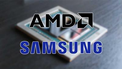 Los móviles de Samsung tendrán gráficos de AMD