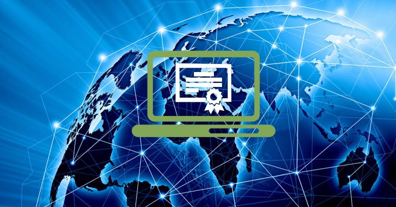 Ver noticia 'Noticia 'Cómo descargar e instalar un certificado de FNMT en el PC''