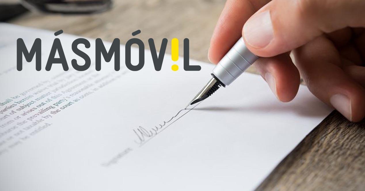 Ver noticia 'Noticia 'Cómo cambiar de titular un contrato en MásMóvil''