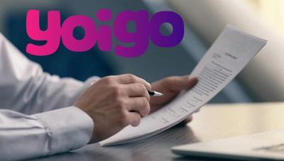 Cómo cambiar de titular un contrato en Yoigo