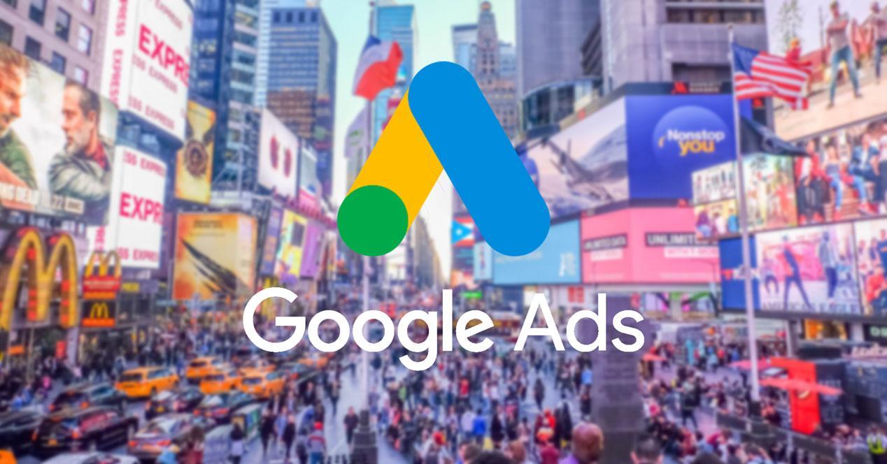 Creación de anuncios en Google Ads