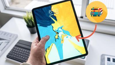 Así puedes descargar libros gratis desde tu iPad