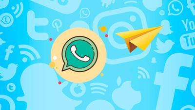 Cómo enviar conversaciones de WhatsApp por correo en iPhone y Android