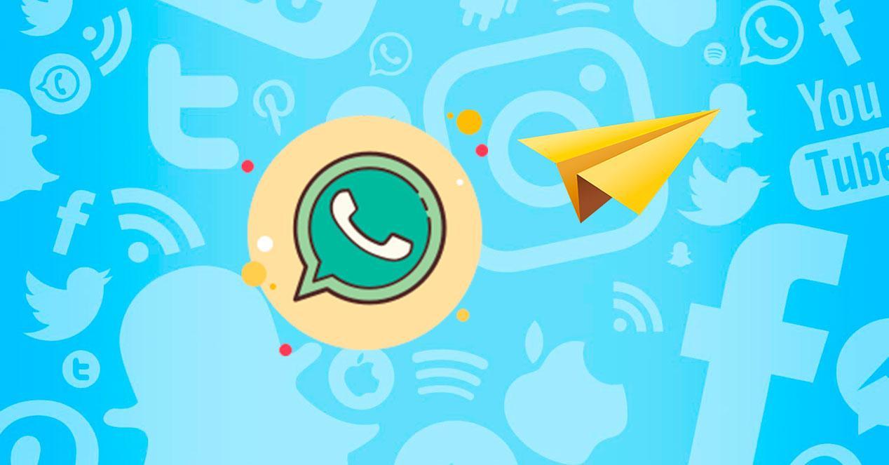 Enviar conversaciones de WhatsApp por correo electrónico