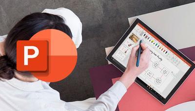 Cómo escribir sobre una diapositiva de PowerPoint con Microsoft Ink