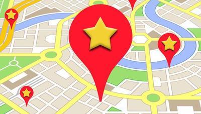 Cómo guardar tus sitios favoritos en Google Maps