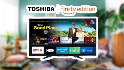 Amazon lanza una Smart TV con Dolby Vision por apenas 330 dólares
