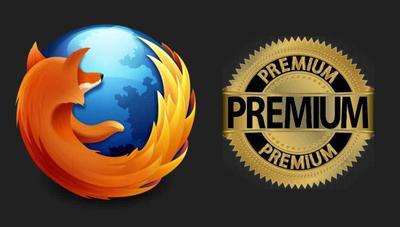Firefox Premium, esto ofrecerá la modalidad de pago del navegador