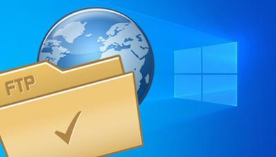 Cómo subir archivos por FTP en Windows 10 sin necesidad de aplicaciones