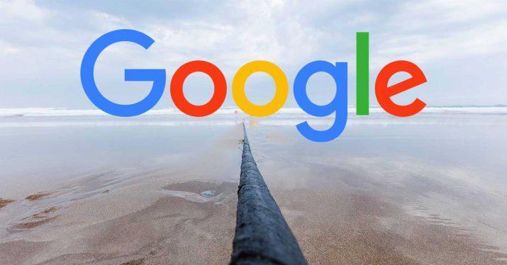 google cable submarino fibra