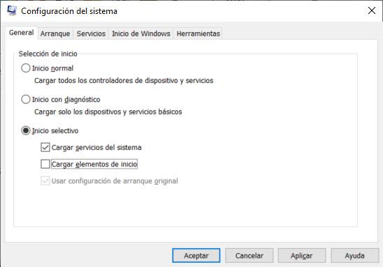 WiFi no tiene una configuración IP válida
