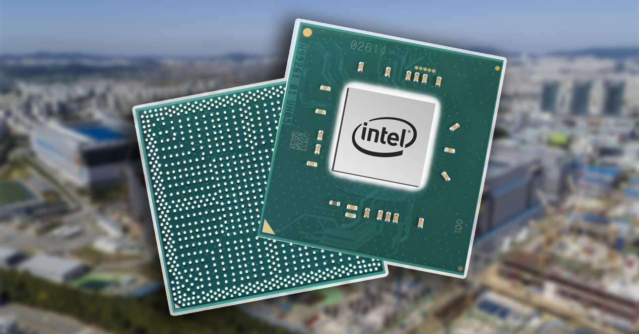 intel procesador samsung