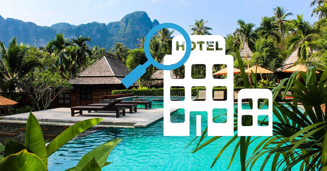 Mejores webs para buscar hoteles
