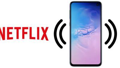 Esta app hace vibrar tu móvil cuando ves pelis con explosiones en Netflix