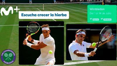 Movistar Wimbledon, el nuevo canal de Movistar+