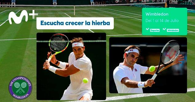 Ver noticia 'Movistar Wimbledon, el nuevo canal de Movistar+'