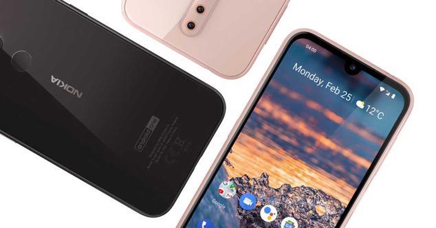 Ver noticia 'Nokia con Android One: actualizaciones garantizadas en tu móvil'