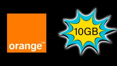 Orange regala 10GB para navegar en las tarifas Go Walk, Run, Fly y más