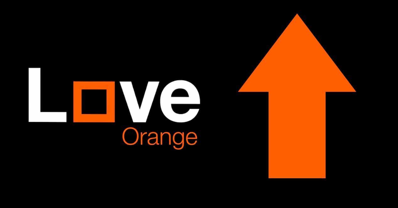 Ver noticia 'Noticia 'Orange sube los precios de algunas tarifas Love de fibra y móvil a cambio de más gigas''