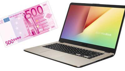 Los mejores portátiles por menos de 500 euros en 2019