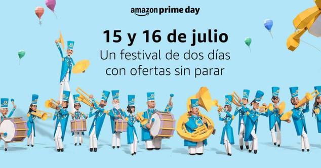Ver noticia 'Amazon Prime Day 2019: qué es, cómo funciona, fechas y cómo apuntarse'