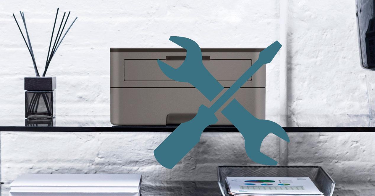 Soluciones a los problemas más habituales de las impresoras en Windows 10